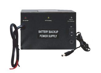 DC-DC Battery Backup