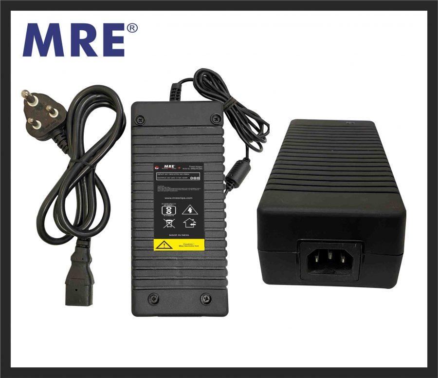 24 volt desktop power adapter