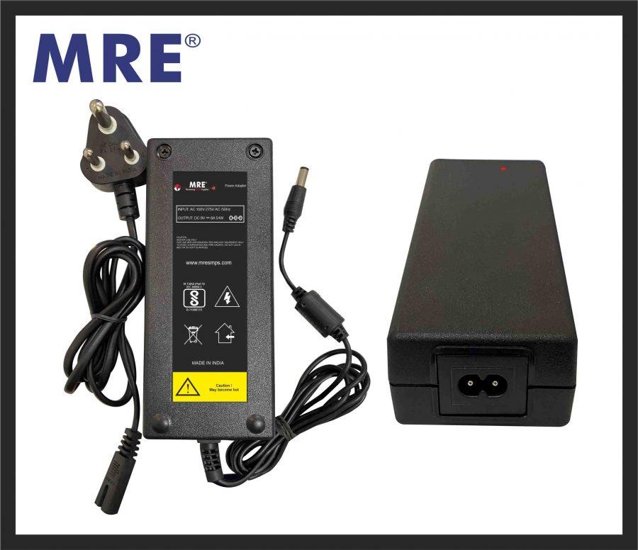 9 volt desktop power adapter