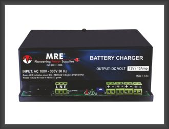 Battery Chargers for SMF/Lead Acid/Lithium Ion