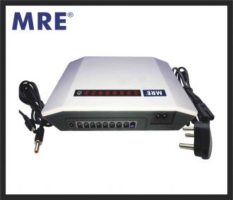 8 channel cctv power supply