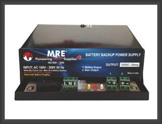24V External Battery Model