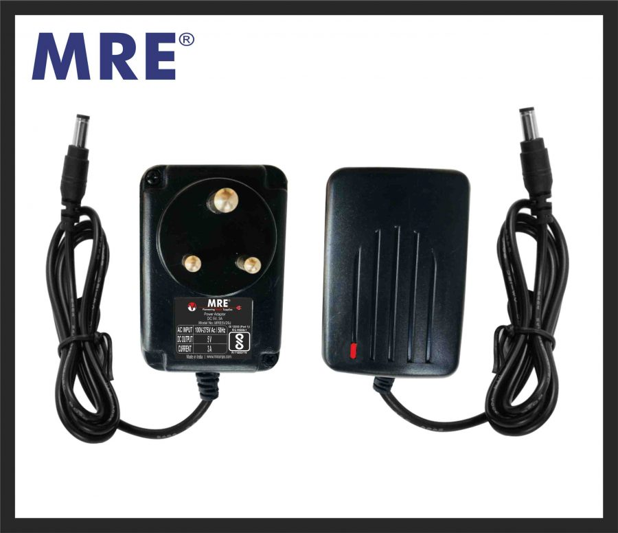 biometric power supply