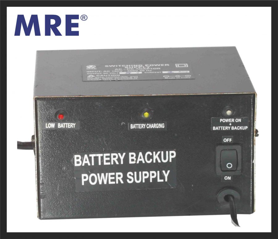 power supply for hooter