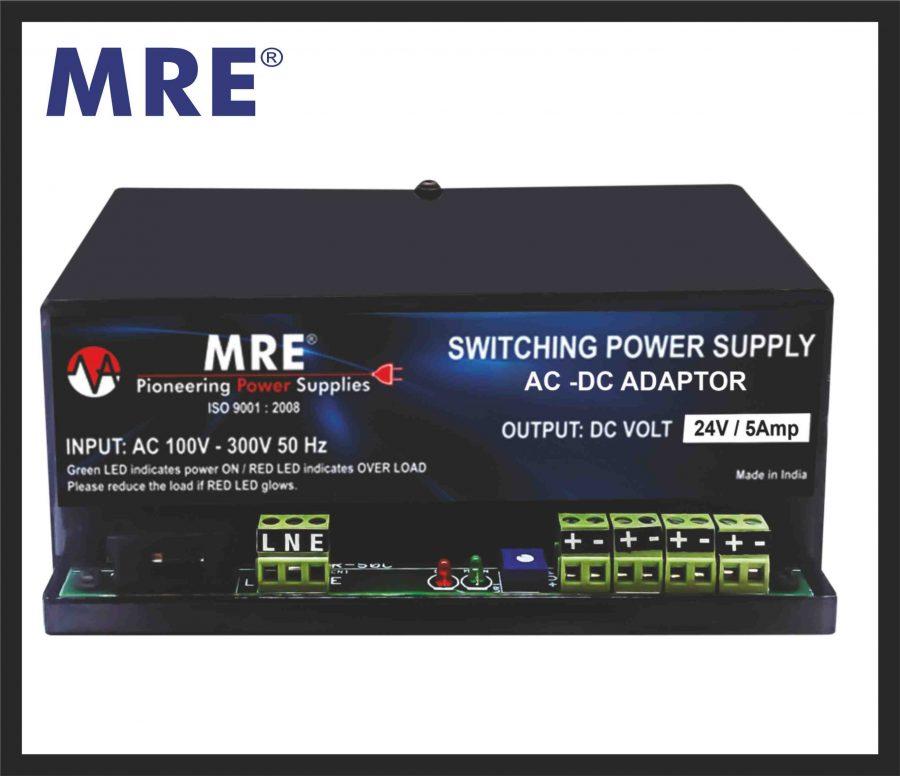 fire alarm power supply