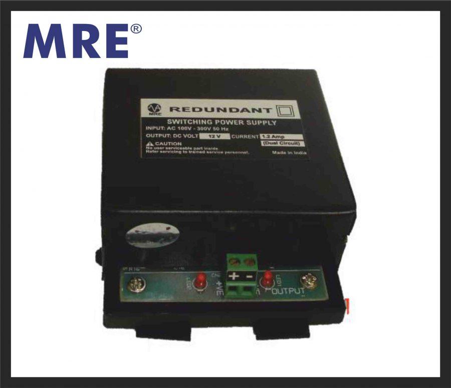 redundant power supply 12V-1.25A