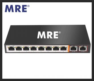 POE switch 8 Ports