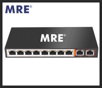 POE switch 8 Ports