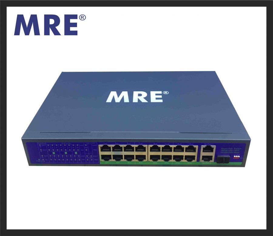 POE switch 16 Ports