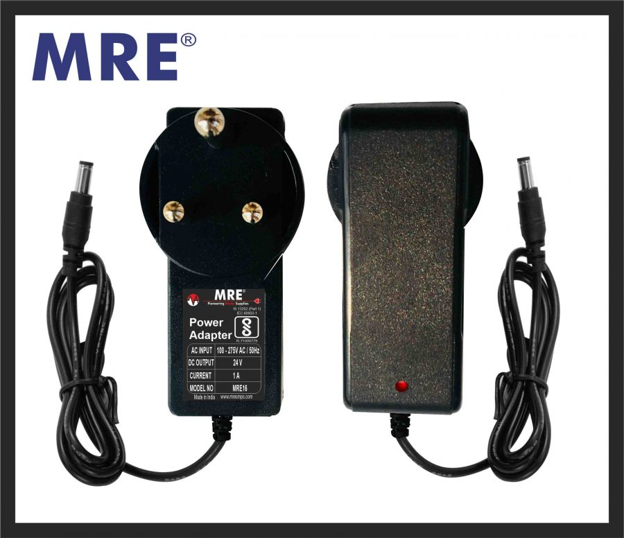 24v 1a toys power adapter