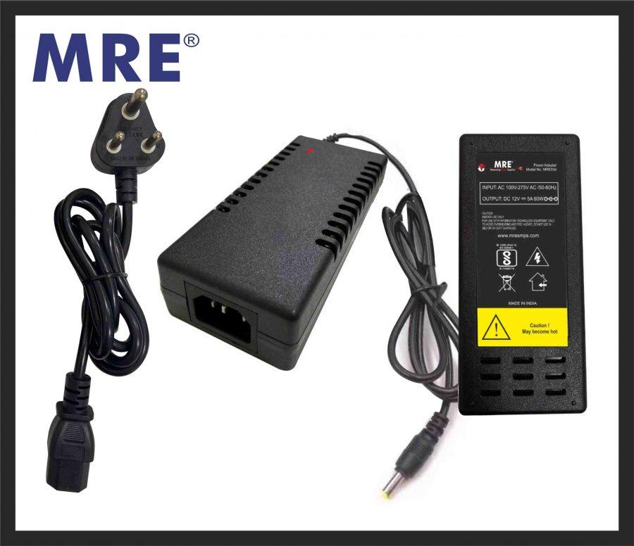 12V 5A adapter for ventilator