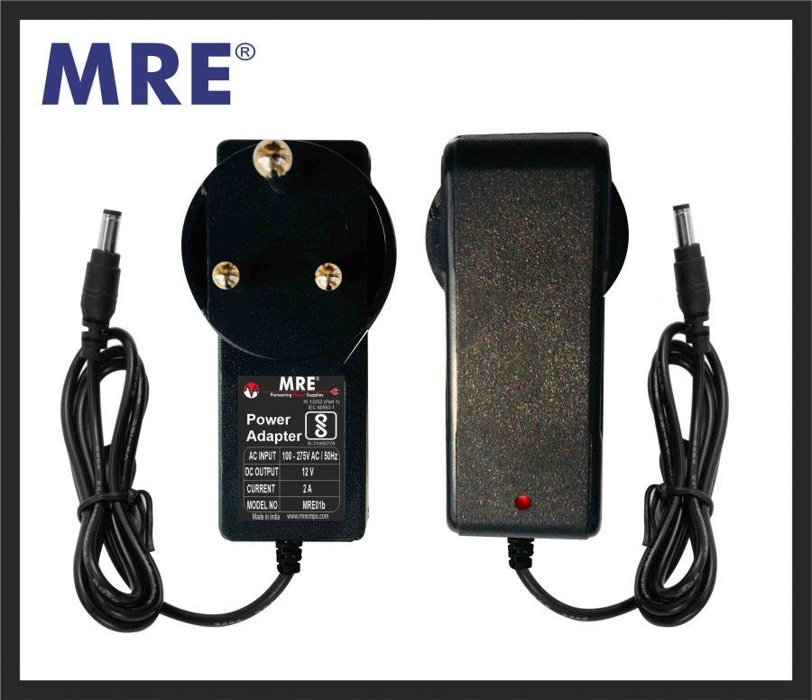 12V 2A ECG machine power adapter
